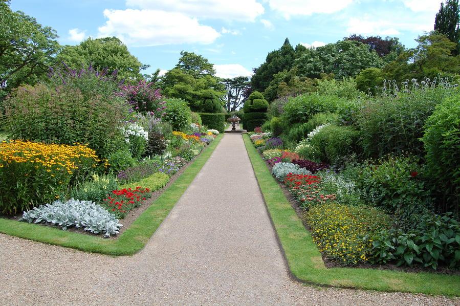 Сад в пейзажном стиле своими руками 143